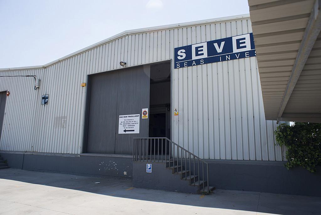 Detalles - Nave industrial en alquiler en Sant pere (nord) en Terrassa - 244763452