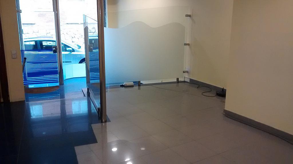 Salón - Local comercial en alquiler en Barri del Centre en Terrassa - 185086481