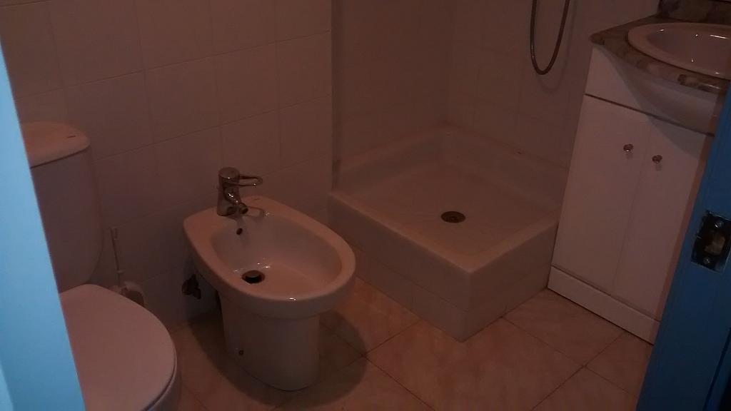 Baño - Local comercial en alquiler en Barri del Centre en Terrassa - 185086486