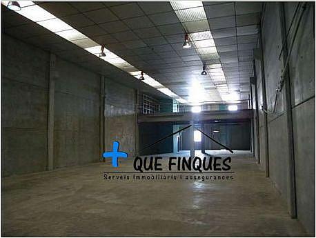 Nave industrial en alquiler en Les Fonts en Terrassa - 224848877