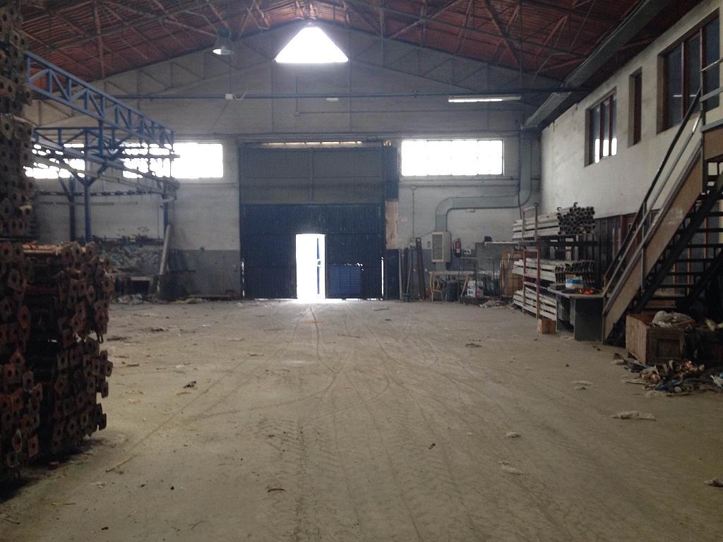 Salón - Nave industrial en alquiler opción compra en San Esteban de Sasroviras en Sant Esteve Sesrovires - 231207876