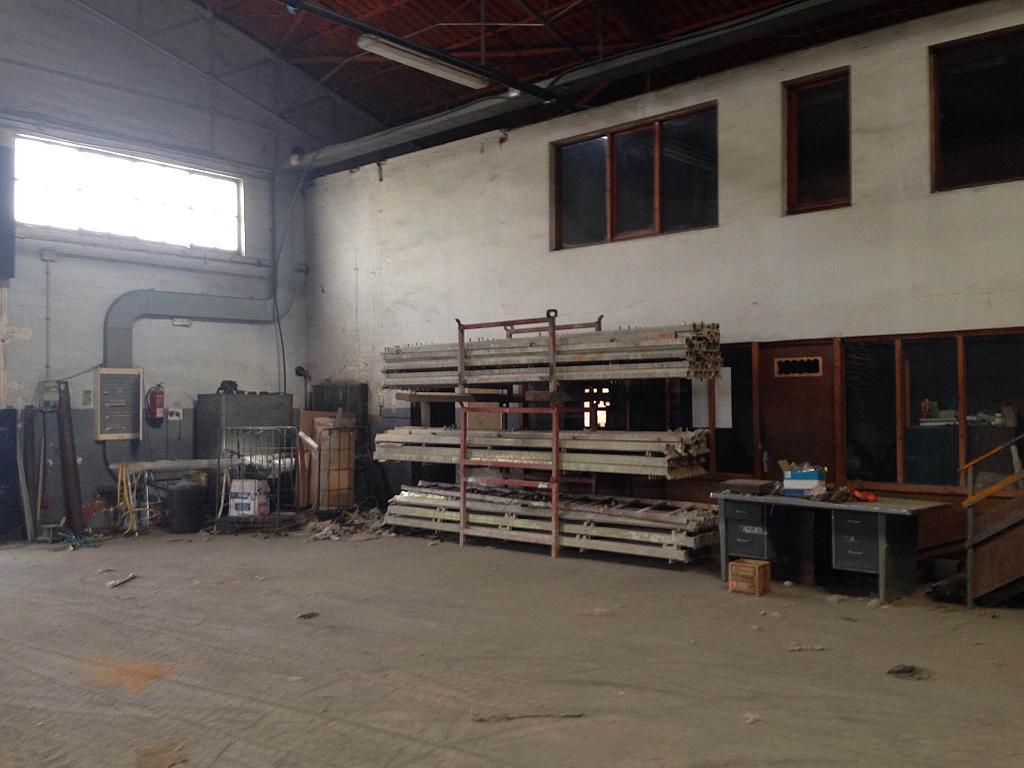 Detalles - Nave industrial en alquiler opción compra en San Esteban de Sasroviras en Sant Esteve Sesrovires - 231207896