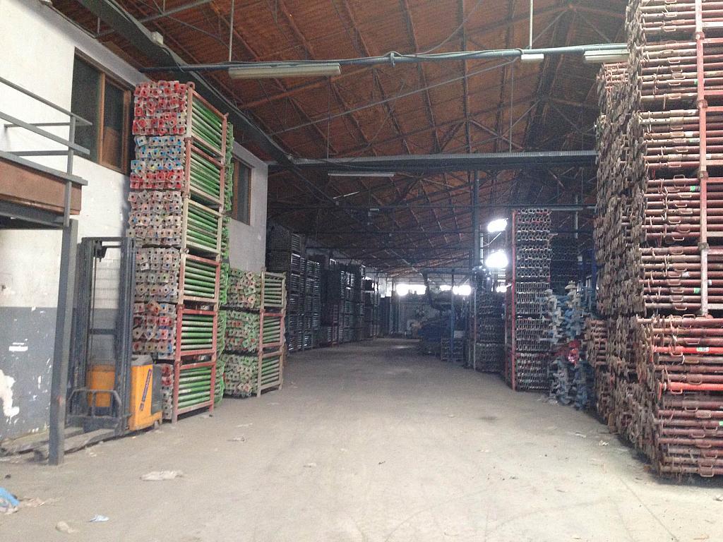 Detalles - Nave industrial en alquiler opción compra en San Esteban de Sasroviras en Sant Esteve Sesrovires - 231207925