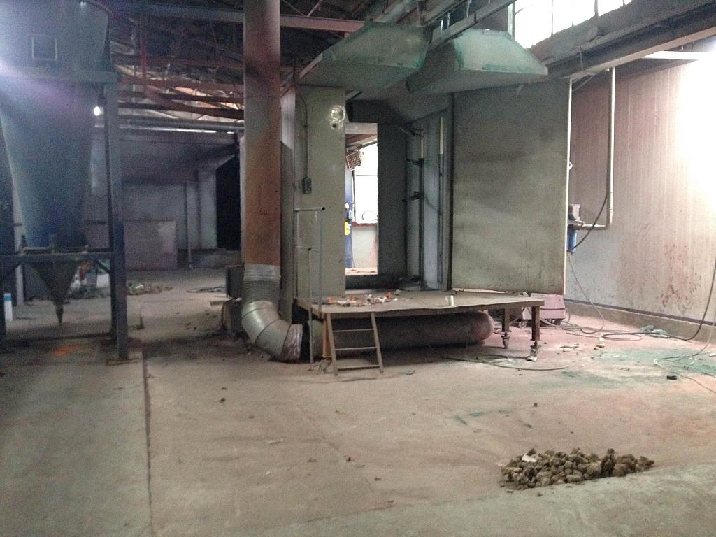 Salón - Nave industrial en alquiler opción compra en San Esteban de Sasroviras en Sant Esteve Sesrovires - 231207932