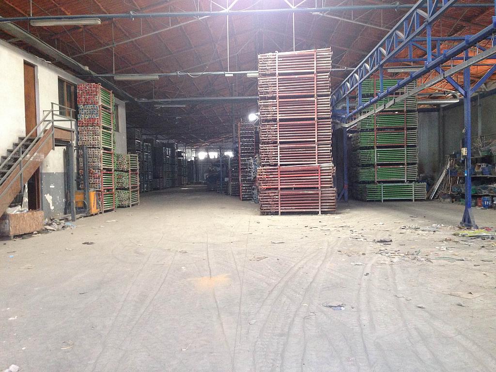 Salón - Nave industrial en alquiler opción compra en San Esteban de Sasroviras en Sant Esteve Sesrovires - 231207942