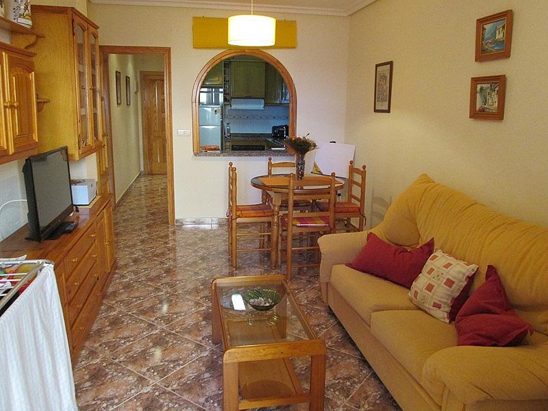 Piso en alquiler de temporada en calle Goleta, Playa del Cura en Torrevieja - 277641354