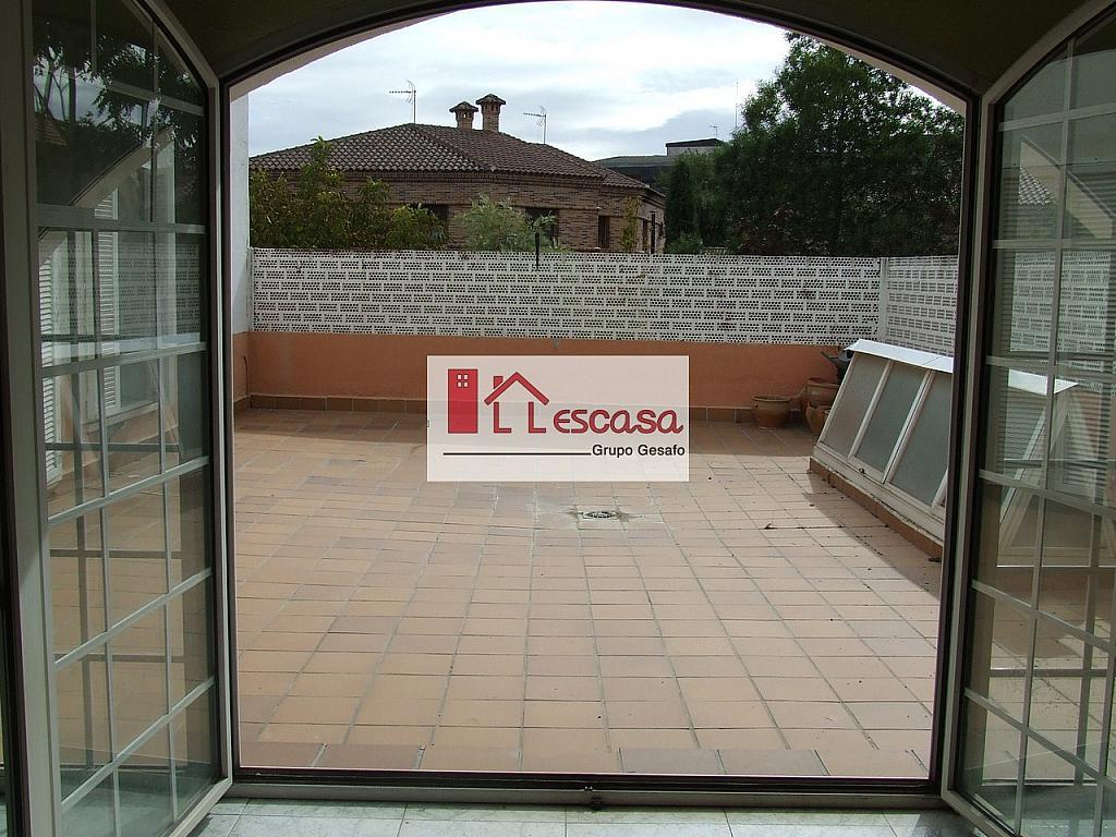 Patio - Chalet en alquiler en Illescas - 264041001