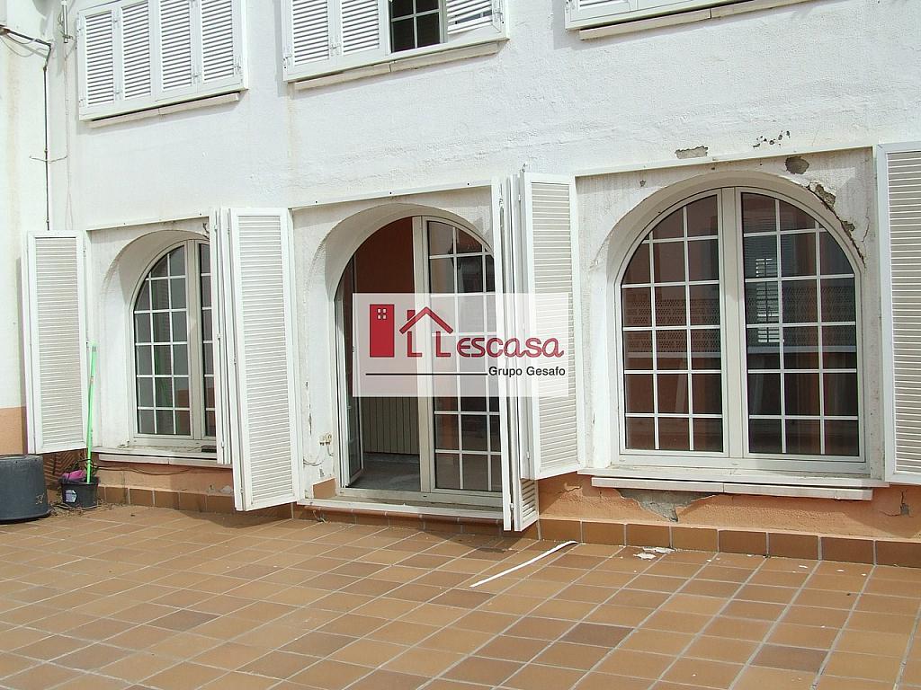 Patio - Chalet en alquiler en Illescas - 264041006