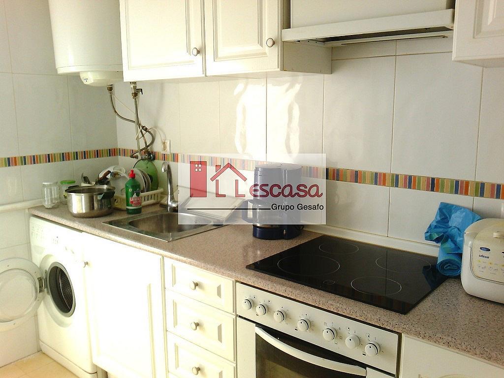 Cocina - Dúplex en alquiler en Alameda de la Sagra - 301811188