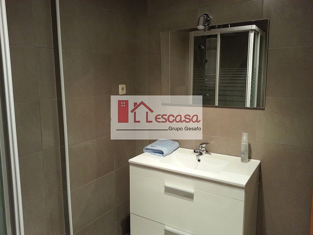 Baño - Piso en alquiler en Yeles - 329582574