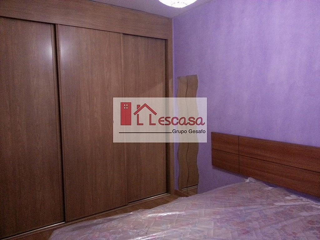 Dormitorio - Piso en alquiler en Yeles - 329582579