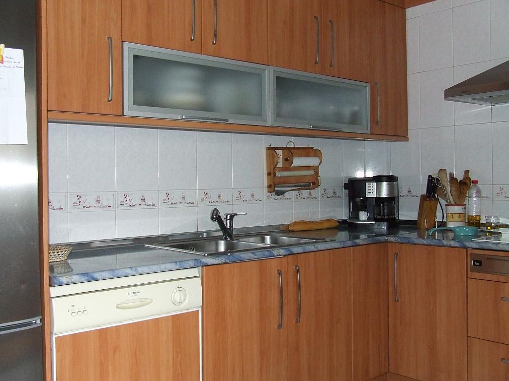 Cocina - Piso en alquiler opción compra en Illescas - 166547560