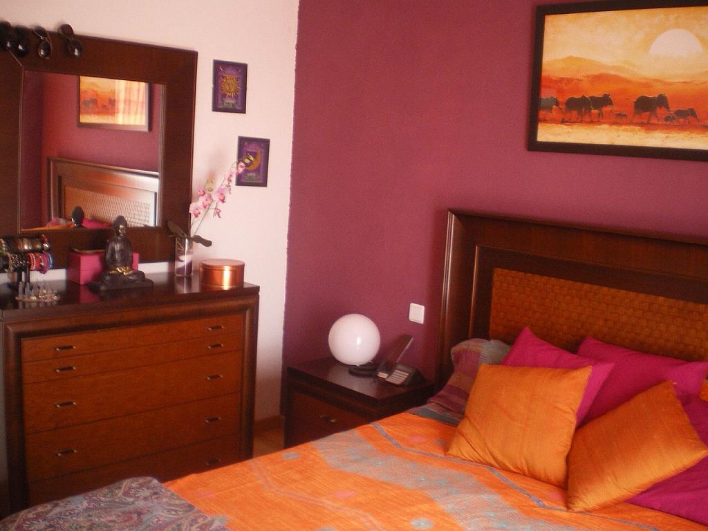 Dormitorio - Ático en alquiler opción compra en Illescas - 177357361