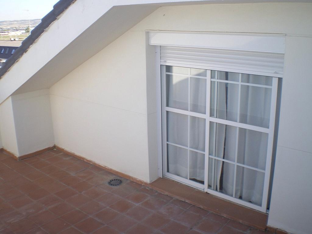 Terraza - Ático en alquiler opción compra en Illescas - 177357368