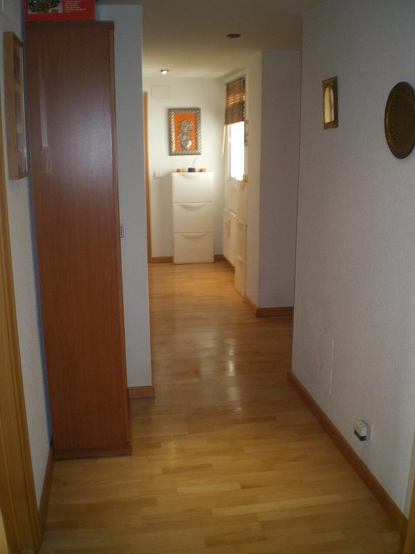 Pasillo - Ático en alquiler opción compra en Illescas - 177357369