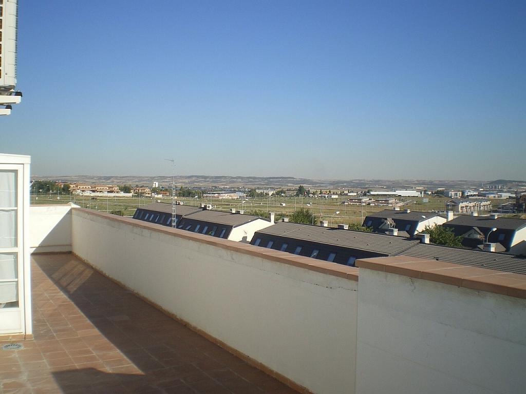 Terraza - Ático en alquiler opción compra en Illescas - 177357370