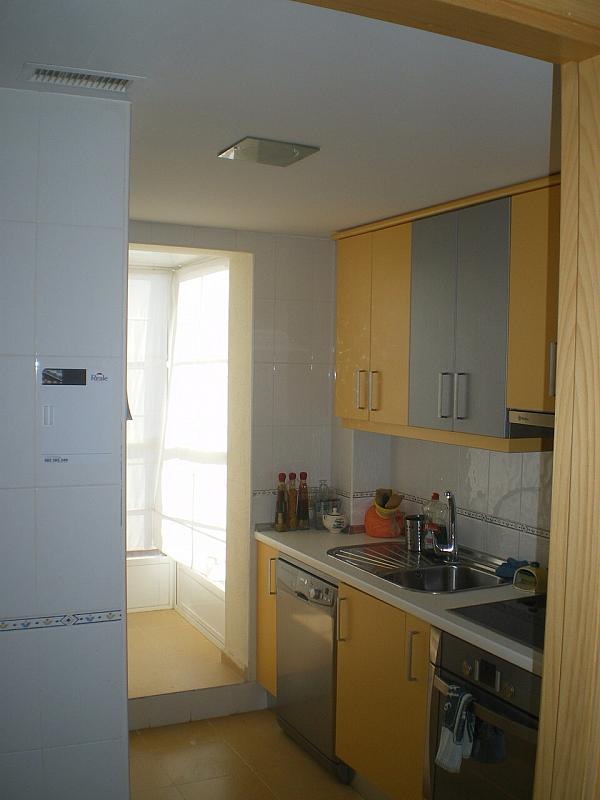 Cocina - Ático en alquiler opción compra en Illescas - 177357375