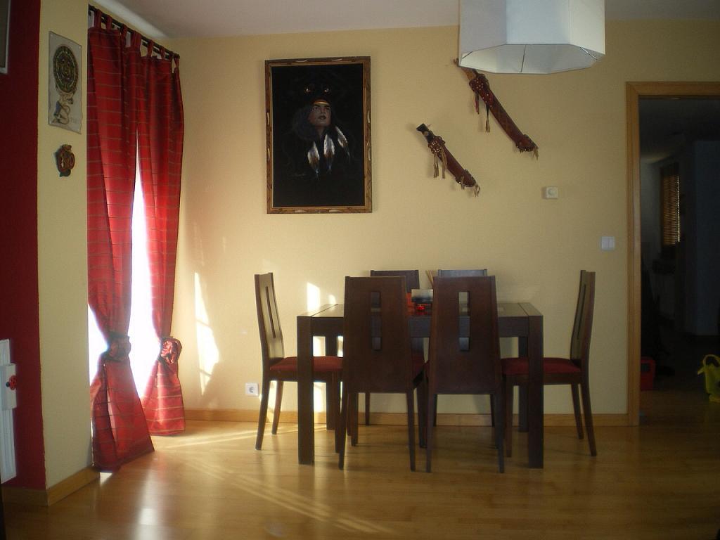 Salón - Ático en alquiler opción compra en Illescas - 177357381