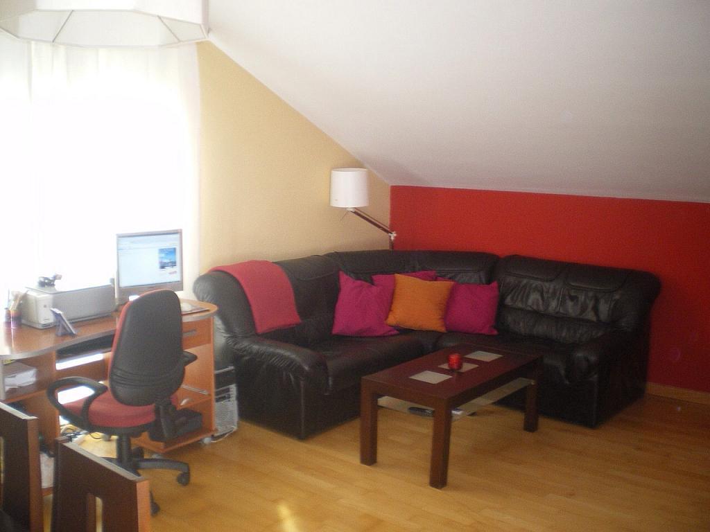 Salón - Ático en alquiler opción compra en Illescas - 177357385