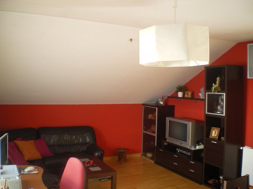 Salón - Ático en alquiler opción compra en Illescas - 177357387