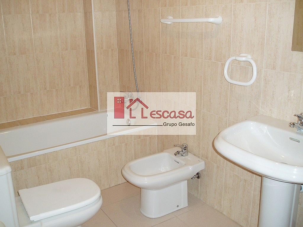 Baño - Piso en alquiler opción compra en Illescas - 194807866