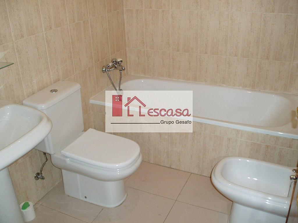 Baño - Piso en alquiler opción compra en Illescas - 194807882