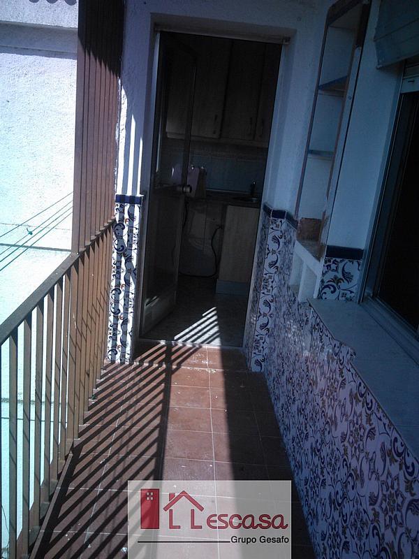 Terraza - Piso en alquiler en Illescas - 199897601