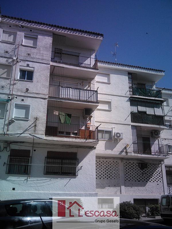 Fachada - Piso en alquiler en Illescas - 199897636