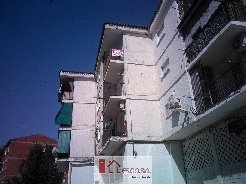 Fachada - Piso en alquiler en Illescas - 199897641