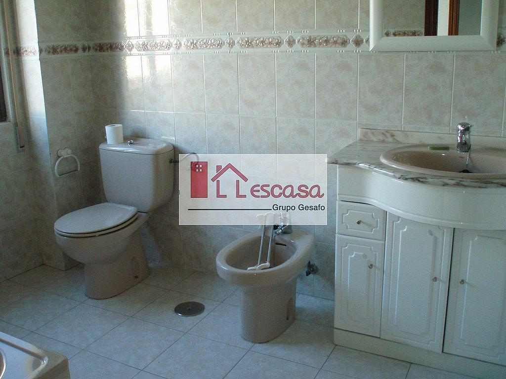 Baño - Piso en alquiler en Carranque - 206133465