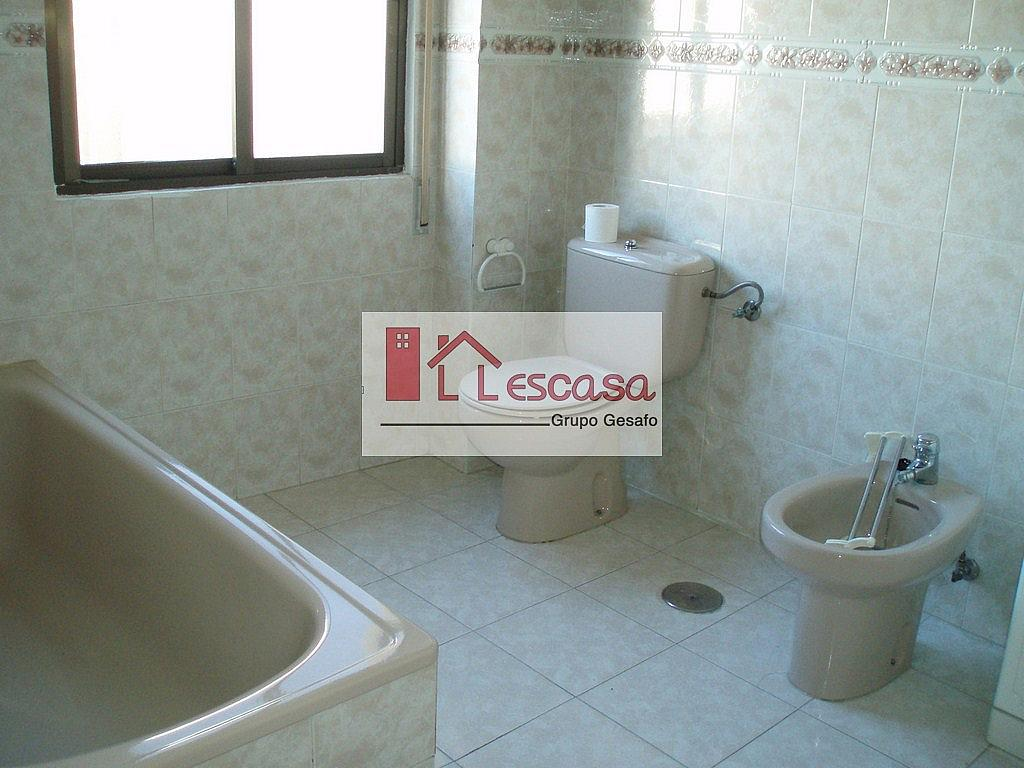 Baño - Piso en alquiler en Carranque - 206133467