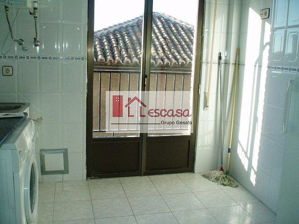 Cocina - Piso en alquiler en Carranque - 206133481