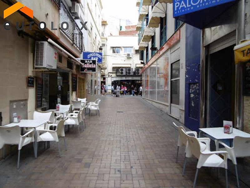 Foto - Local comercial en alquiler en calle Casco Antiguo, Benidorm - 266902267
