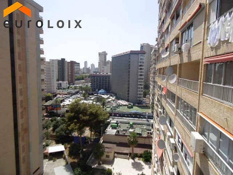 Foto - Apartamento en alquiler de temporada en calle Levante, Levante en Benidorm - 294329807