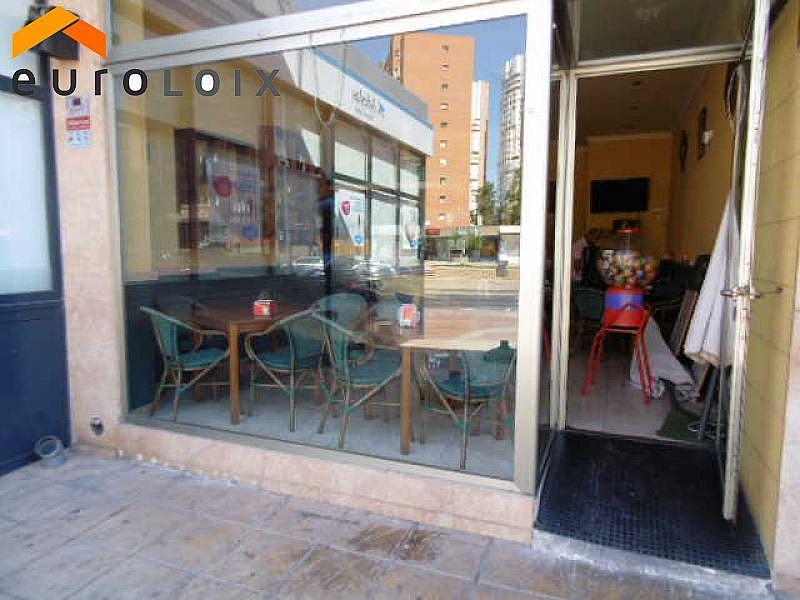 Foto - Local comercial en alquiler en calle Avenida Alfonso Puchades, Benidorm - 319190044