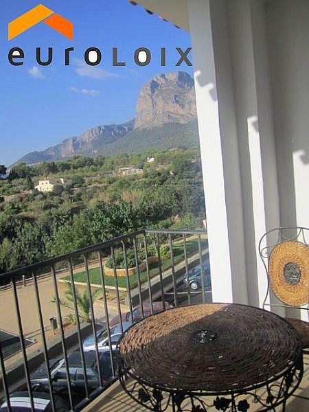 Foto - Apartamento en alquiler en calle Xirles, Polop - 329803410