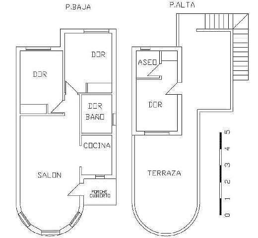 Casa en alquiler en Sucina - 217448184