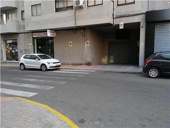 Garaje en alquiler en Ibi - 329999529