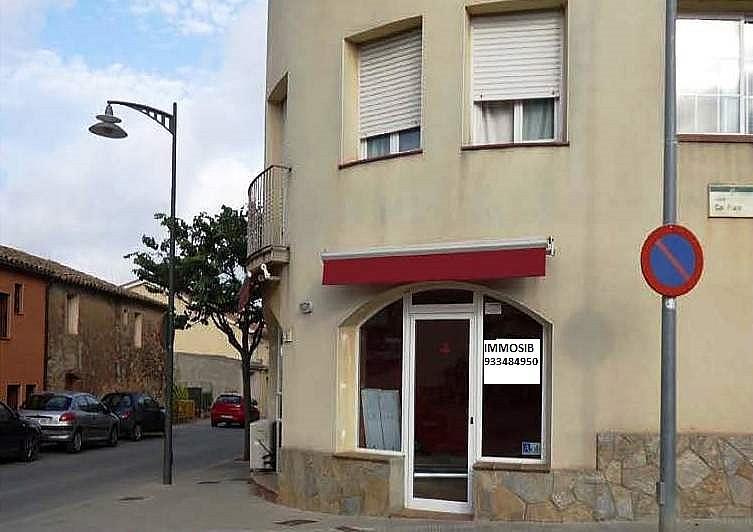 Local en alquiler en calle Cal Frare, Begues - 167522450