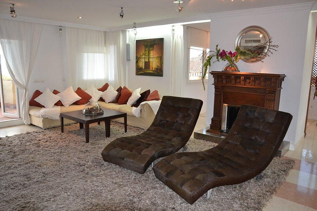 Ático-dúplex en alquiler en calle Las Lomas, Marbella - 178505327
