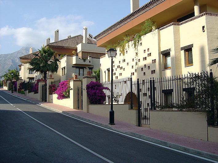 Ático-dúplex en alquiler en calle Las Lomas, Marbella - 178505540