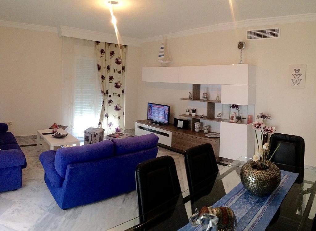 Apartamento en alquiler de temporada en calle Principe Salaman, Nueva andalucia - 183742308