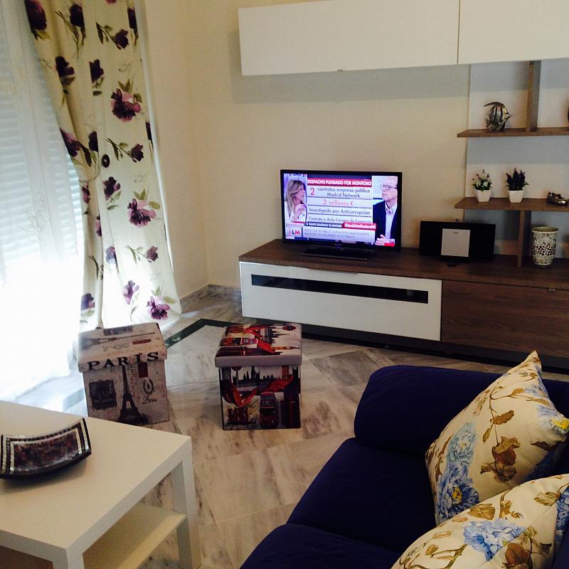Apartamento en alquiler de temporada en calle Principe Salaman, Nueva andalucia - 183742323