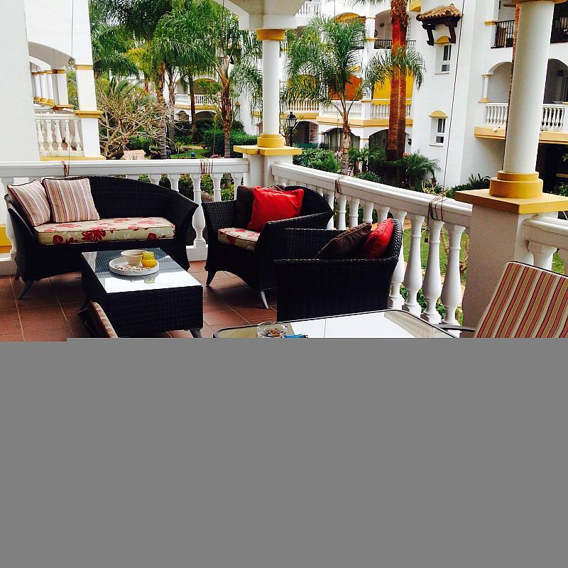 Apartamento en alquiler de temporada en calle Principe Salaman, Nueva andalucia - 183742347