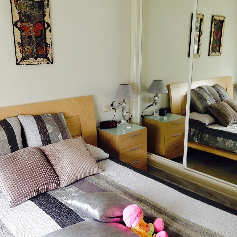 Apartamento en alquiler de temporada en calle Principe Salaman, Nueva andalucia - 183742349
