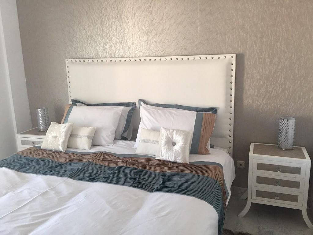 Apartamento en alquiler de temporada en plaza Marina Banús, Nueva Andalucía en Marbella - 202151585