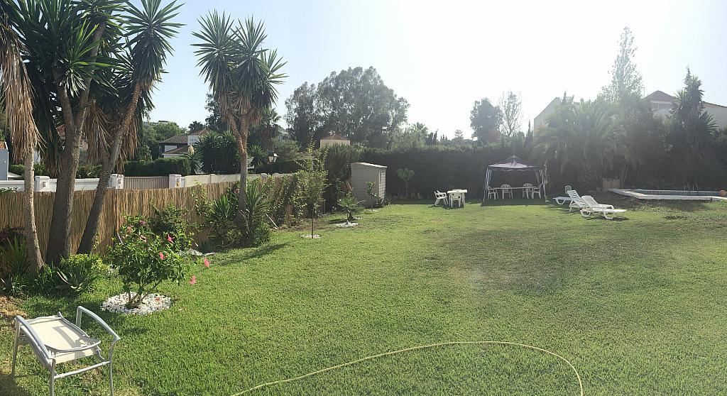 Villa en alquiler de temporada en calle Lisboa, Nueva Andalucía en Marbella - 208603214