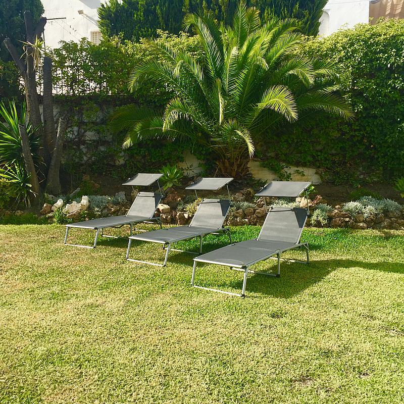 Villa en alquiler de temporada en calle Lisboa, Nueva Andalucía-Centro en Marbella - 208603215