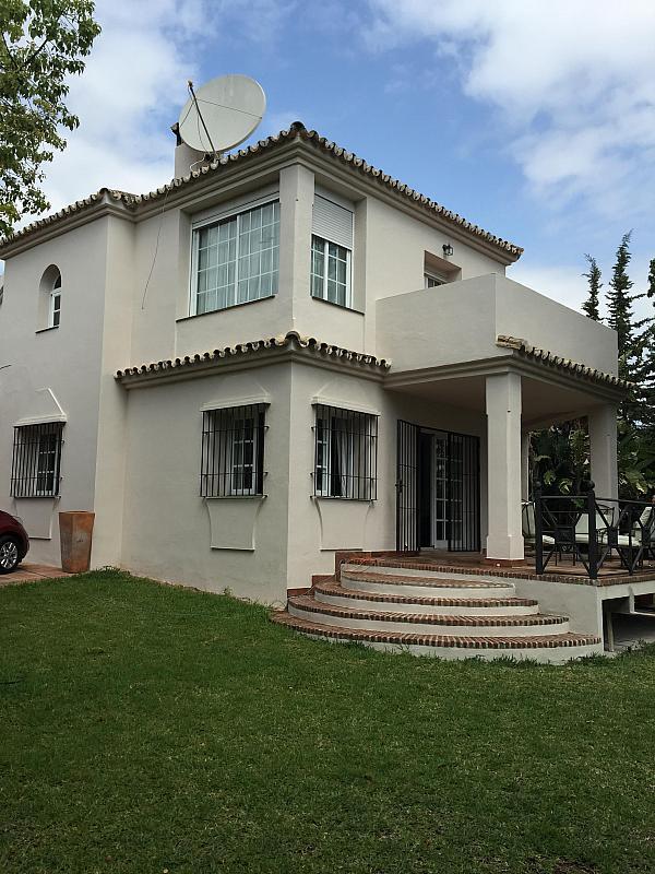 Villa en alquiler de temporada en calle Real, Nueva andalucia - 209818064