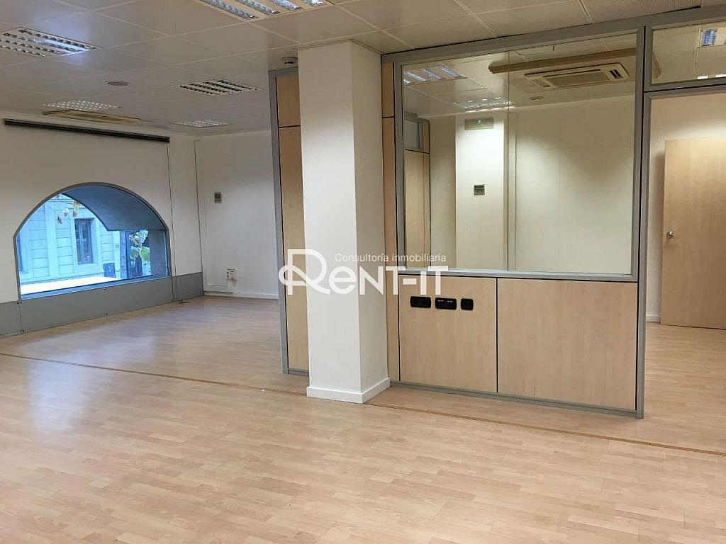 IMG_8361.JPG - Oficina en alquiler en Eixample dreta en Barcelona - 288843787
